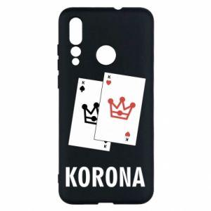 Huawei Nova 4 Case Crown