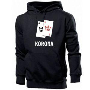 Men's hoodie Crown