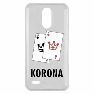 Lg K10 2017 Case Crown