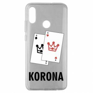 Huawei Honor 10 Lite Case Crown