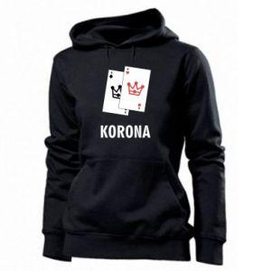 Women's hoodies Crown