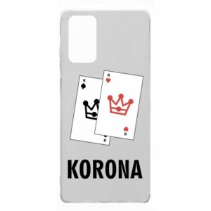 Samsung Note 20 Case Crown
