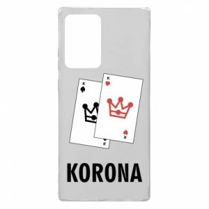 Samsung Note 20 Ultra Case Crown