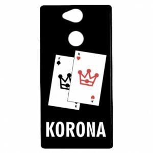 Sony Xperia XA2 Case Crown