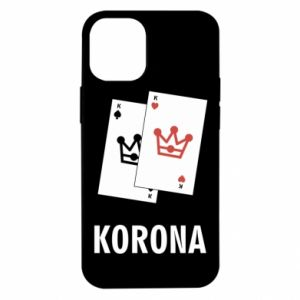 iPhone 12 Mini Case Crown