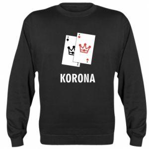 Bluza (raglan) Korona
