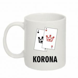 Mug 330ml Crown