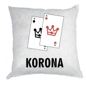 Poduszka Korona