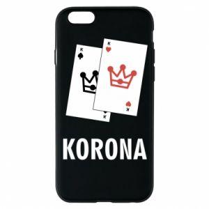 Etui na iPhone 6/6S Korona
