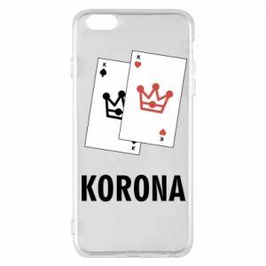 iPhone 6 Plus/6S Plus Case Crown