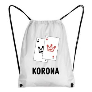 Plecak-worek Korona