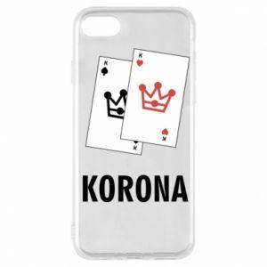 Etui na iPhone 7 Korona