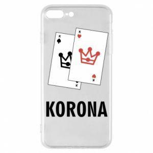iPhone 7 Plus case Crown