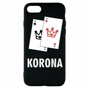 Etui na iPhone 8 Korona