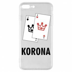 iPhone 8 Plus Case Crown