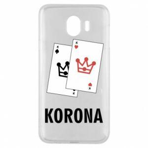 Etui na Samsung J4 Korona