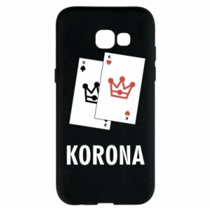 Etui na Samsung A5 2017 Korona