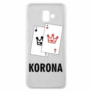 Etui na Samsung J6 Plus 2018 Korona