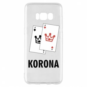 Etui na Samsung S8 Korona