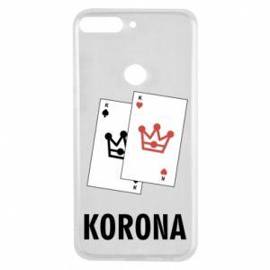 Etui na Huawei Y7 Prime 2018 Korona