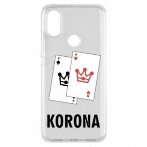 Etui na Xiaomi Mi A2 Korona