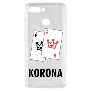Xiaomi Redmi 6 Case Crown