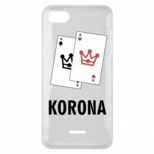 Xiaomi Redmi 6A Case Crown