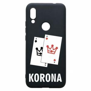 Etui na Xiaomi Redmi 7 Korona
