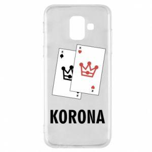 Etui na Samsung A6 2018 Korona