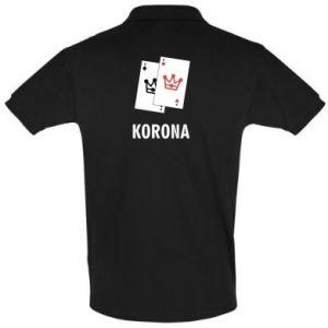 Koszulka Polo Korona