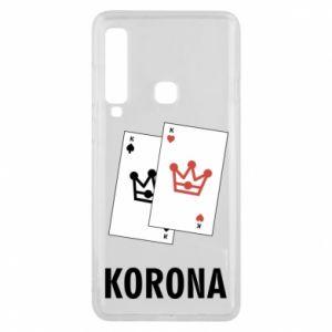 Etui na Samsung A9 2018 Korona
