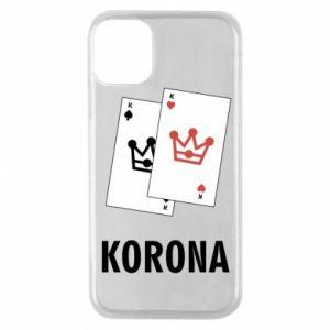 Etui na iPhone 11 Pro Korona