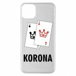 Etui na iPhone 11 Pro Max Korona