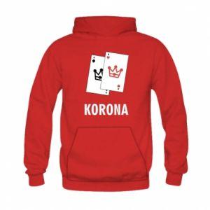 Kid's hoodie Crown