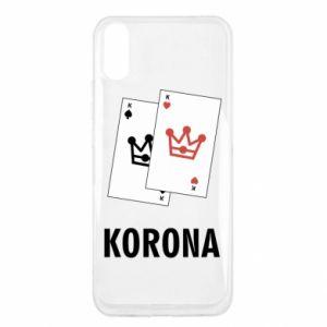 Xiaomi Redmi 9a Case Crown