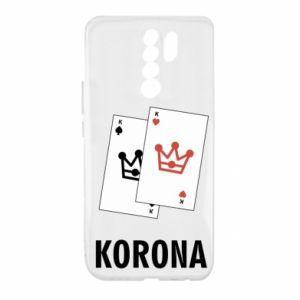 Xiaomi Redmi 9 Case Crown