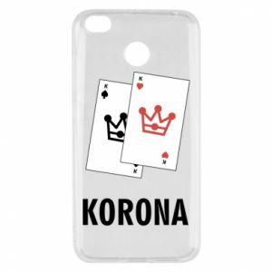 Xiaomi Redmi 4X Case Crown