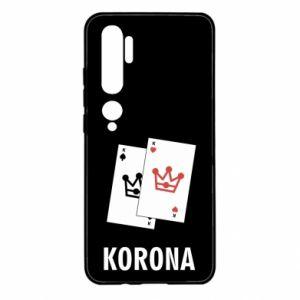 Xiaomi Mi Note 10 Case Crown