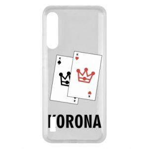 Xiaomi Mi A3 Case Crown