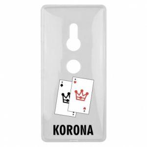 Sony Xperia XZ2 Case Crown