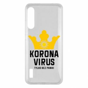 Etui na Xiaomi Mi A3 Koronawirus