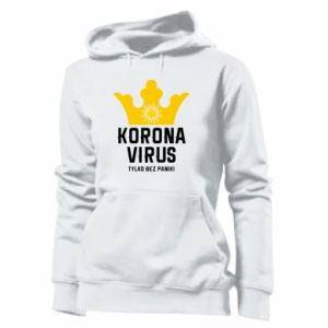 Women's hoodies Coronavirus