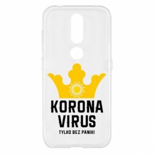 Etui na Nokia 4.2 Koronawirus