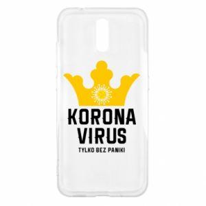 Etui na Nokia 2.3 Koronawirus