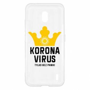 Etui na Nokia 2.2 Koronawirus