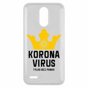 Etui na Lg K10 2017 Koronawirus