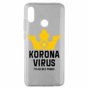 Etui na Huawei Honor 10 Lite Koronawirus
