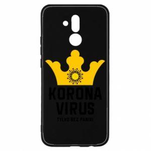 Etui na Huawei Mate 20 Lite Koronawirus