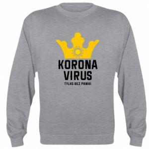 Bluza (raglan) Koronawirus