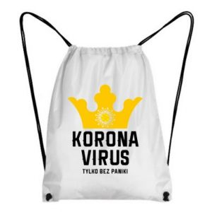 Backpack-bag Coronavirus